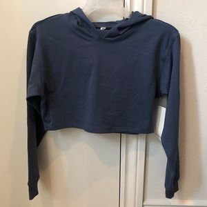 Lululemon All Yours Cropped Hoodie